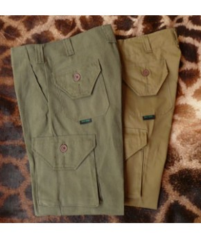 Safari Shorts (Cotton)