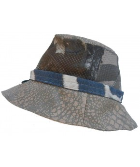 Safari Crusher Hat  (Cotton)