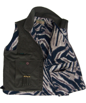 Safari Vest (Cotton)