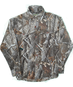 Western Shirt (Light Fleece)
